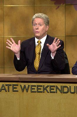 Darrel Hammond as Bill Clinton on NBC's Saturday Night Live Saturday Night Live
