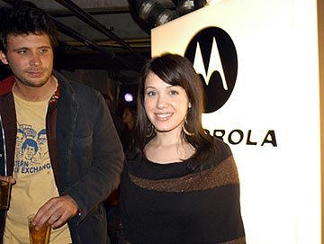 Jeremy Sisto of &quot;One Point O&quot; and Marla Sokoloff of &quot;Home of Phobia&quot;