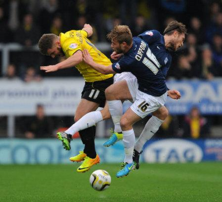 Soccer - Sky Bet League Two - Burton Albion v Southend United - Pirelli Stadium