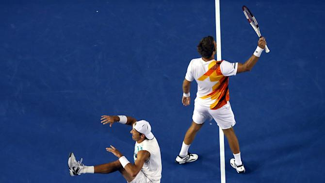 Kubot, Lindstedt win Aussie Open doubles title