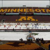 Minnesota To Host Outdoor NHL Game