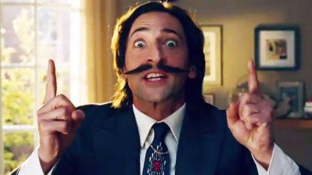 Adrien Brody to Become Magician
