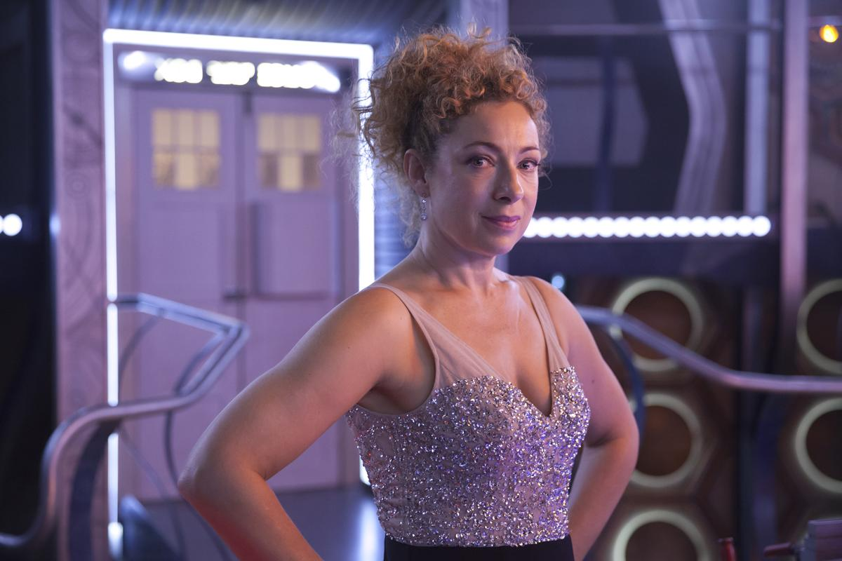 Hello Sweetie: River Song returns to 'Doctor Who' this Christmas