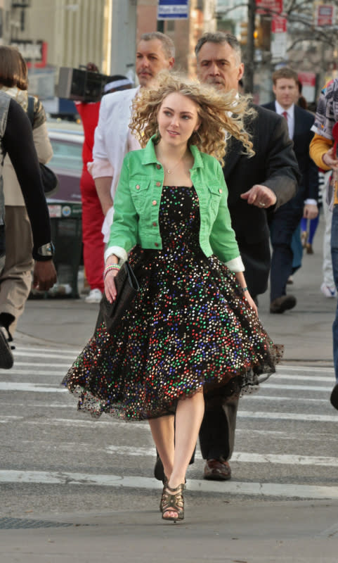 """The Carrie Diaries"" -- ""Pilot"""