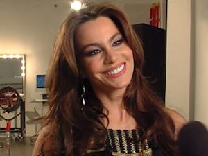 Sofia Vergara Makes A Beautiful CoverGirl -- Access Hollywood