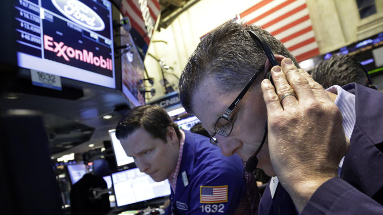 Stocks recover on Wall Street after 2-day plunge'