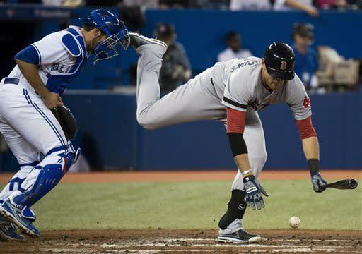 Buchholz wins again as Red Sox rout Blue Jays 10-1