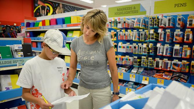 Deals only a click away for back-to-school season