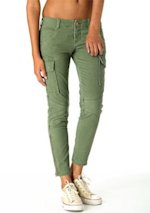 Delia's skinny cargo pants, $49.50.