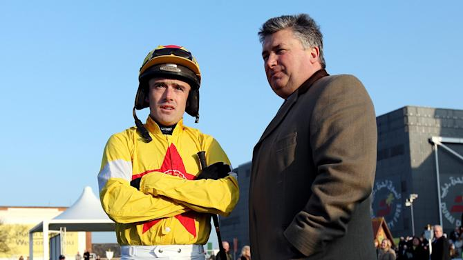 Horse Racing - Ruby Walsh and Paul Nicholls Filer