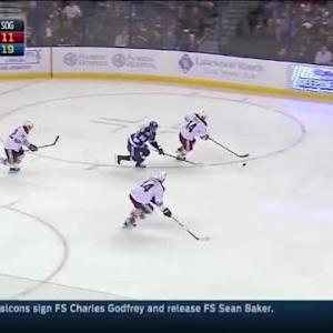 Coyotes at Lightning / Game Highlights