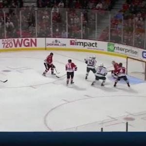 Antti Raanta Save on Thomas Vanek (05:55/3rd)