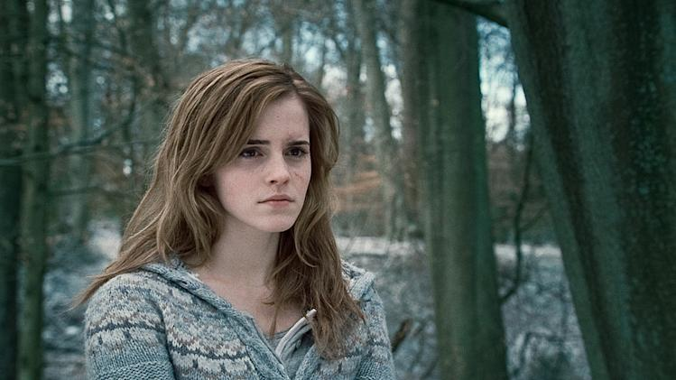 Harry Potter and the Deathly Hallows pt 1 2010 Emma Watson