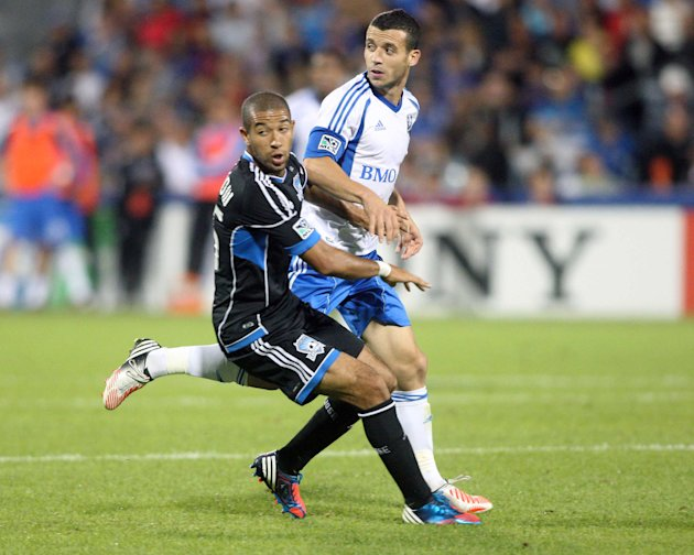 San Jose Earthquakes v Montreal Impact