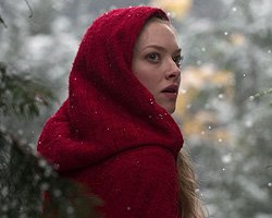 Amanda Seyfried in 'Red Riding Hood' Warner Bros. Pictures