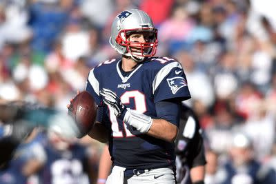 Patriots vs. Cowboys 2015 odds: New England heavy road betting favorite vs Dallas