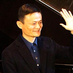 Jack Ma Launches Alibaba's Asia Roadshow