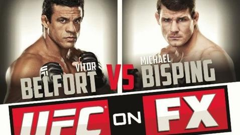 UFC on FX 7 Draws Record TV Ratings for Main Card on FX and Prelims on Fuel