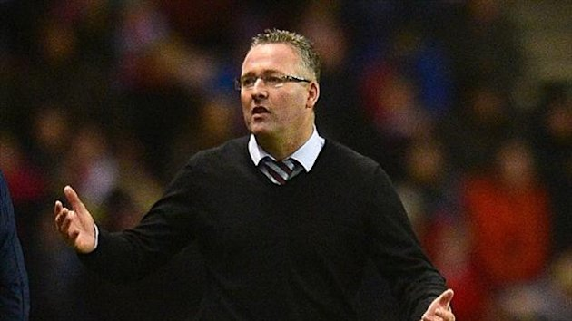 Paul Lambert considers the FA Cup 'low priority'