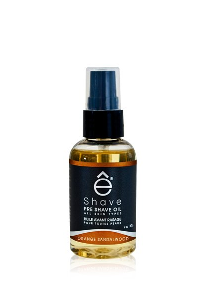 ESHAVE PRESHAVE OIL IN ORANGE SANDALWOOD, $20