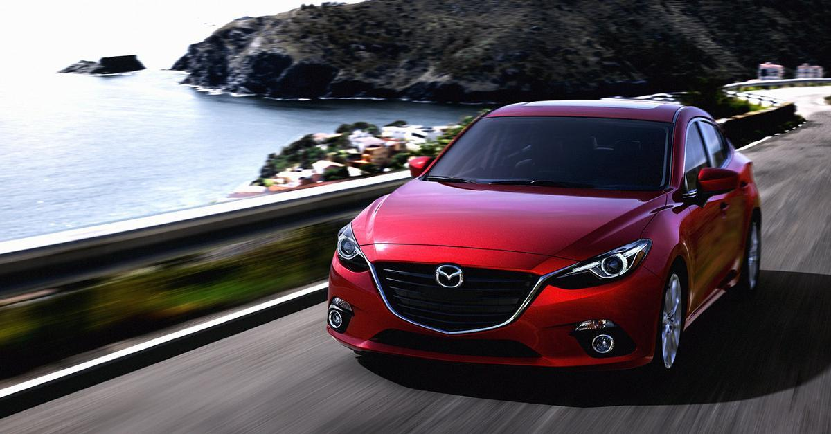 Official Mazda3 Site