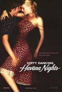 Poster of Dirty Dancing: Havana Nights