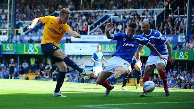 Football - More woe for Pompey