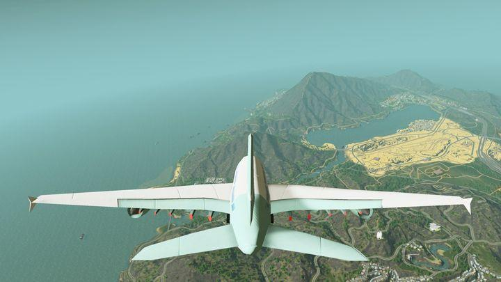 Cities: Skylines mod lets you fly planes over your cities
