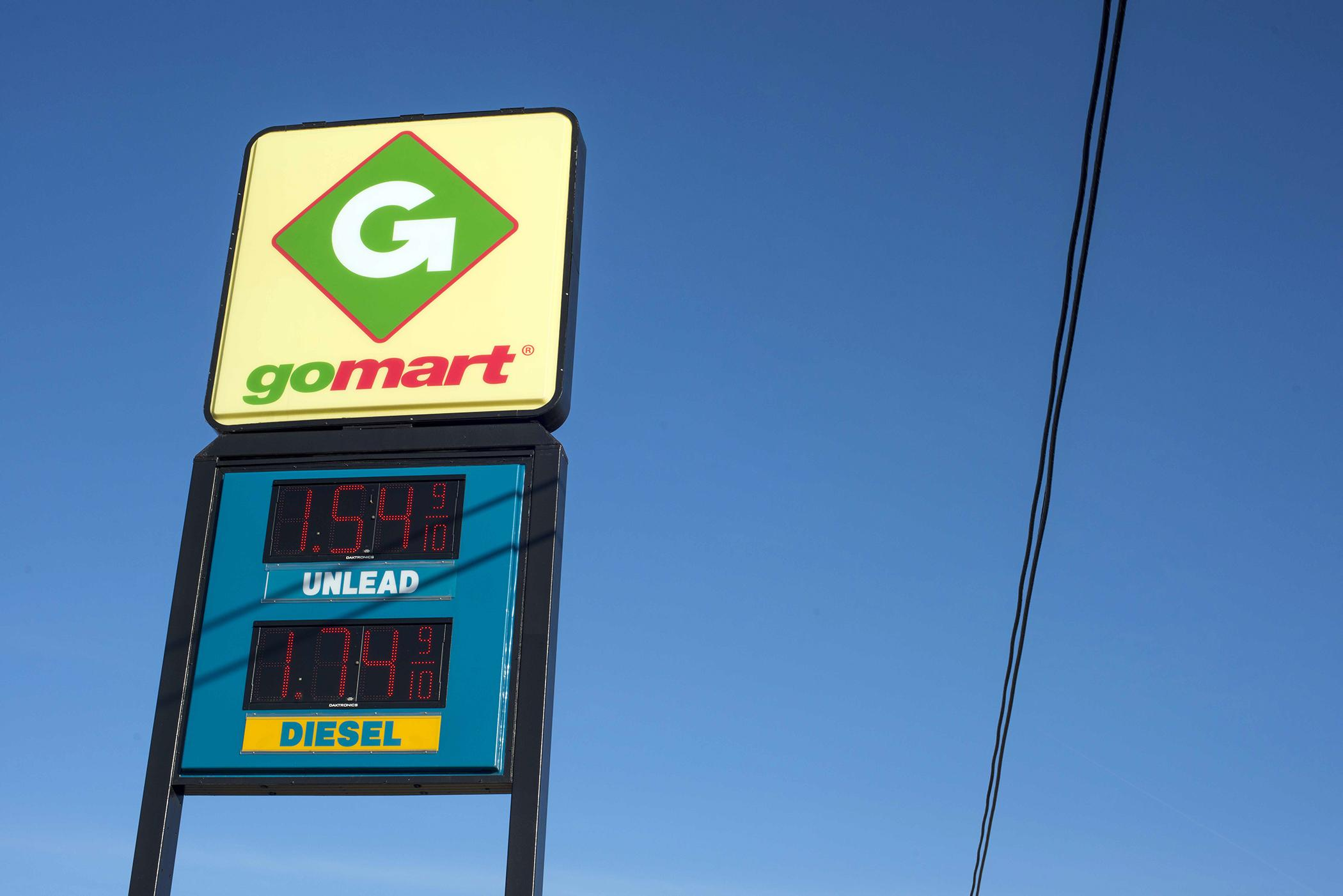 Cheap Gas Prices Creep Closer to $1 Per Gallon