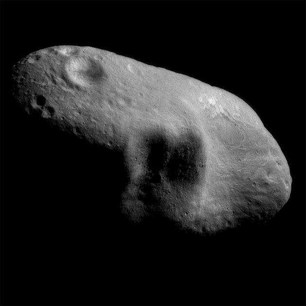 In 2009, a 200 foot wide asteroid&nbsp;&hellip;