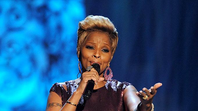 Blige MaryJ Xmas In Wshngtn