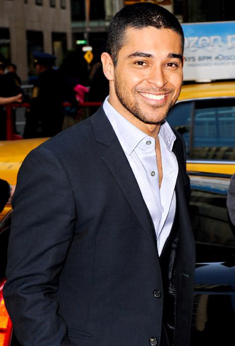 Wilmer Valderrama Talks Minka Kelly Hook-Up