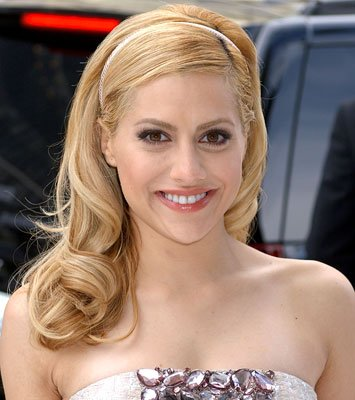 Brittany Murphy at the Hollywood premiere of Warner Bros. Pictures' Happy Feet