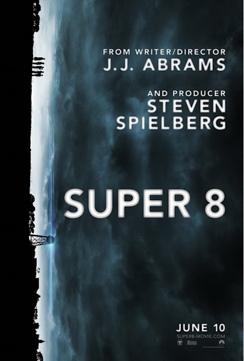Super 8 Stills Paramount Pictures 2011 poster
