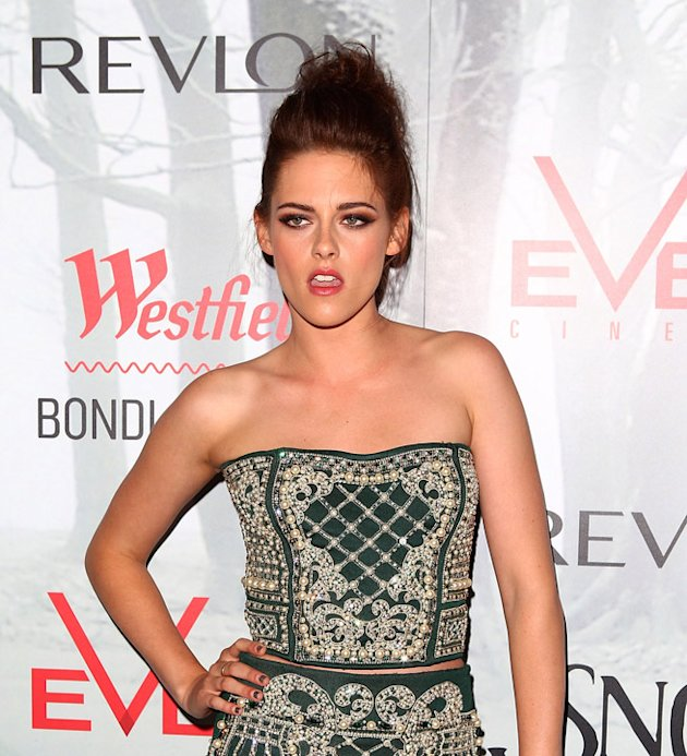 Kristen Stewart's Hair-Raising Style At 'Snow White and the Huntsman' Australian Premiere: EEK OR CHIC?
