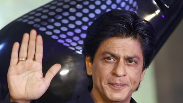 Bollywood star Khan caught in India-Pakistan spat