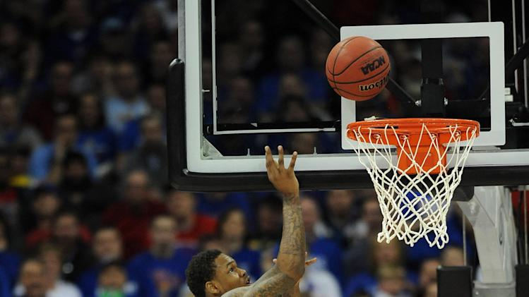 NCAA Basketball: NCAA Tournament-Kansas vs Western Kentucky