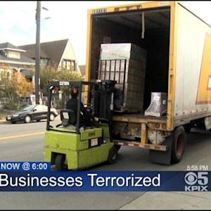 Oakland Businesses Frustrated With Crime Meet With Police