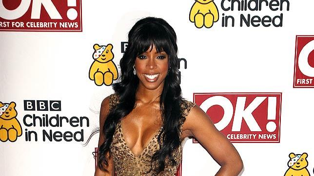 Kelly Rowland Children In Need