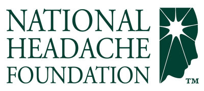 National Headache Foundation logo.