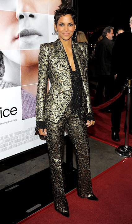 Frankie and Alice LA Premiere 2010 Halle Berry