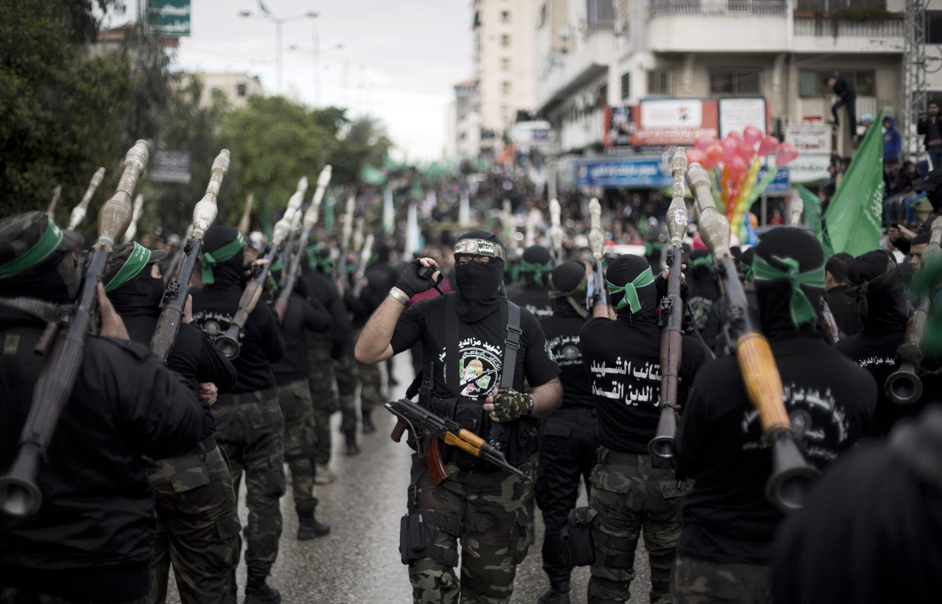Group: Hamas tortured, killed Palestinians in 2014 Gaza war