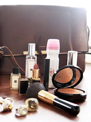 Rachel Roy's favorite makeup products