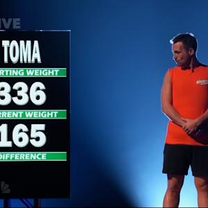 'The Biggest Loser' Champ Wins By A Pound