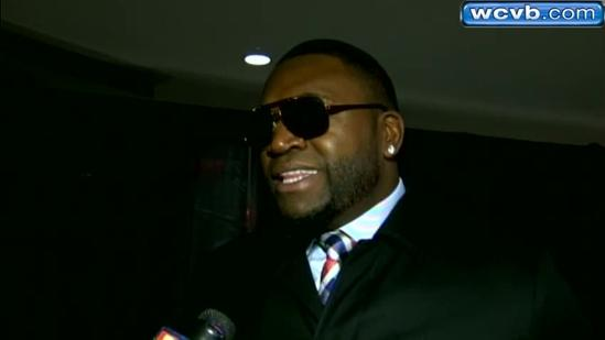 Re-signed Papi optimistic about new season, skipper