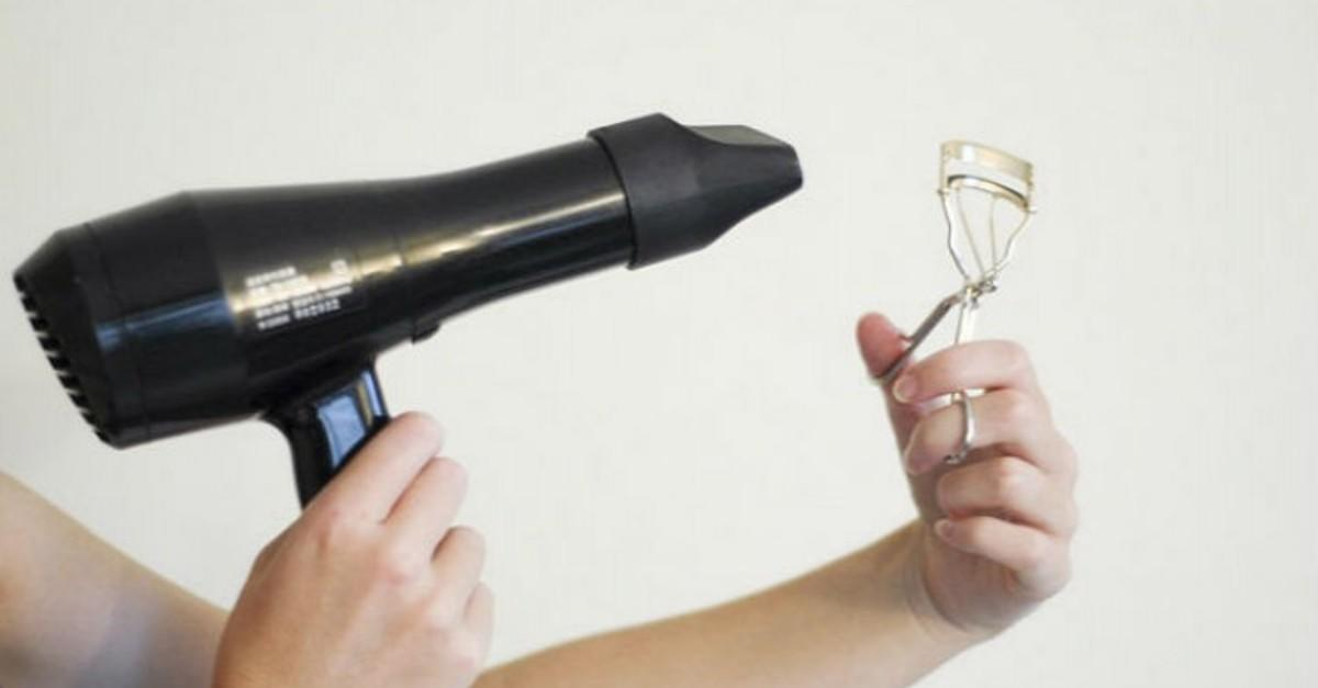 20+ Innovative Hairdryer Hacks You Need To Try