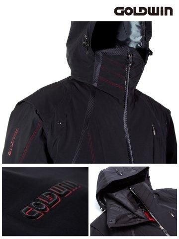 "GOLDWIN, the Iconic Japanese High-End Skiwear Brand is to Debut Its Japan Made Limited Edition ""Exclusive Model"" at the 2013 ISPO Show"