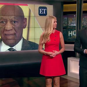 Bill Cosby Appears in Court, His Lawyers Say He's Nearly Blind