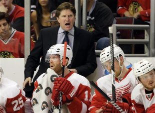 Babcock Keeps Pushing Red Wings In Perhaps His Best Coaching Job Ever