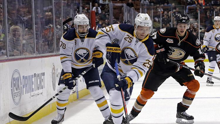 NHL blocks Sabres' bid to send Grigorenko to AHL